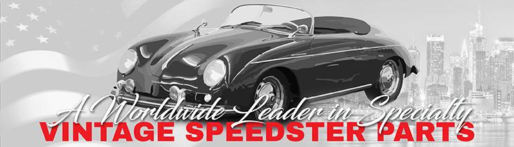 Vintage Speedster Parts Steering Wheel